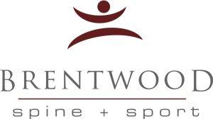Brentwood chiropractor logo
